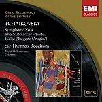 Pyotr Ilyich Tchaikovsky Symphony No.4 in F Minor Op.36/Nutcracker Suite (2007 Digital Remaster)