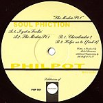 Soulphiction The Media Part 1 (4-Track Maxi-Single)