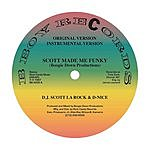 D-Nice Scott Made Me Funky (3-Track Maxi-Single)