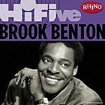 Brook Benton Rhino Hi-Five: Brook Benton