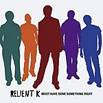 Relient K Must Have Done Something Right (4-Track Maxi-Single)