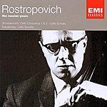 Dmitri Shostakovich Cello Concertos Nos. 1&2/Cello Sonatas (Remastered)