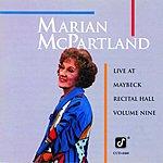 Marian McPartland Live At Maybeck Recital Hall, Vol.9