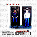 G Project Here I Am (8-Track Maxi-Single)
