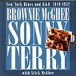 Brownie McGhee New York Blues And R&B 1949-1952