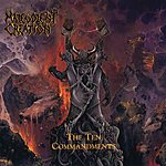 Malevolent Creation The Ten Commandments