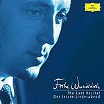 Fritz Wunderlich Der Letzte Liederabend: The Last Recital