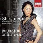 Dmitri Shostakovich Cello Concerto No.1 in E Flat Major, Op.107/Cello Sonata No.2 in D Minor, Op.40