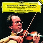 Gidon Kremer Violin Concerto No.2 in C Sharp Minor/Violin Concerto in A Minor
