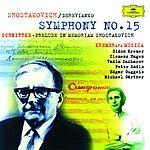 Gidon Kremer Praeludium In Memoriam Dmitri Shostakovich/Symphony No.15 in A Major, Op.141