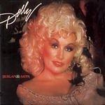 Dolly Parton Burlap & Satin