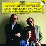 Gidon Kremer Kegelstatt-Trio/Duos For Violin And Viola