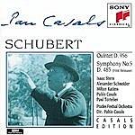 Franz Schubert Quintet in C Major, D.956/Symphony No.5 in B Flat Major, D.485