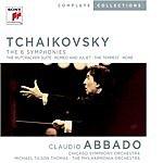 Pyotr Ilyich Tchaikovsky The 6 Symphonies/The Nutcracker Suite/Romeo And Juliet Overture/Tempest Overture