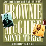 Brownie McGhee New York Blues And R&B, 1949-1952