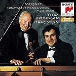 Isaac Stern Sonatas For Piano And Violin, K.454, K.296 & K.526