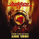 Dokken From Conception: Live 1981