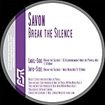 Savon Break The Silence (4-Track Maxi-Single)