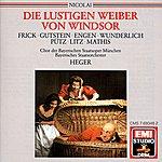 Robert Heger Die Lustigen Weiber Von Windsor (Opera In Three Acts)