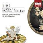 Neville Marriner Symphony in C Major/L'Arlésienne Suites