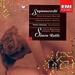 Thomas Zehetmair Violin Concertos Nos.1 & 2/3 Paganini Caprices, Op.40