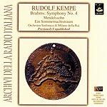 Rudolf Kempe Kempe Conducts Brahms & Mendelssohn