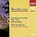 Alban Berg Quartet String Quartets Nos.7 & 8 'Rasumovsky'