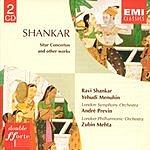 Ravi Shankar Sitar Concertos/Ragas