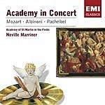 Neville Marriner Academy In Concert