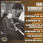 Carl Schuricht Live Recordings, 1961-1966