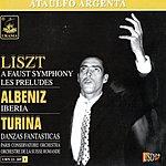 Ataulfo Argenta A Faust Symphony/Les Preludes/Iberia/Danzas Fantasticas