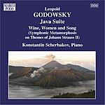 Konstantin Scherbakov Java Suite 'Phonoramas - Tonal Journeys For The Pianoforte'/Symphonic Metamorphosis