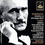 Arturo Toscanini Sinfonia No.2/Orpheus/Rapsodia Ungherese No.2