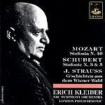 Erich Kleiber Symphonies Nos. 40, 3 & 5/G'Schichten Aus Dem Wiener Wald