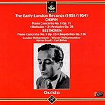 Friedrich Gulda Ballades/Piano Concerto No.1/24 Preludes