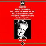 Edwin Fischer Piano Concertos Nos.22 & 24