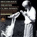 Clara Haskil Pianoforte Concerto No.3/Pianoforte Quintetto