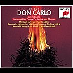 James Levine Don Carlo (Opera In Five Acts)
