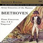 Alexander Titov Great Concertos Of The Masters: Piano Concertos Nos. 3 & 5, 'Emperor'