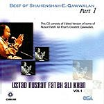 Nusrat Fateh Ali Khan Nusrat Fateh Ali Khan, Vol.1: Best Of Shahenshah-E.-Qawwalan, Part 1