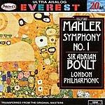 Sir Adrian Boult Symphony No.1 in D Major, 'Titan'