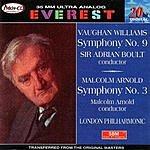 Sir Adrian Boult Symphony No.9 in E Minor/Symphony No.3, Op.63