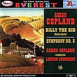 Aaron Copland Billy The Kid/Symphony No.3