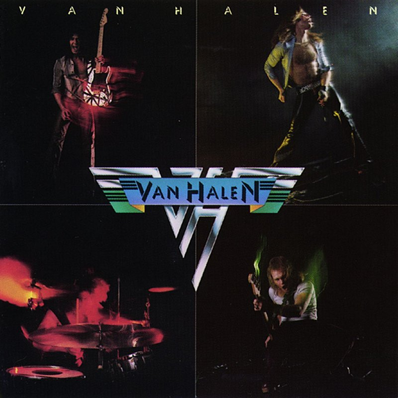 Cover Art: Van Halen (Remastered)