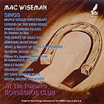 Mac Wiseman Sings At The Toronto Horseshoe Club