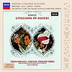 Teresa Berganza L'Italiana In Algeri (The Italian Girl In Algiers) (Opera In Two Acts)