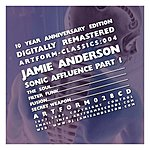 Jamie Anderson Sonic Affluence, Part 1 (4-Track Maxi-Single)