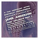Jamie Anderson Sonic Affluence, Part 2 (3-Track Maxi-Single)