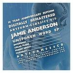 Jamie Anderson Unspoken Word EP