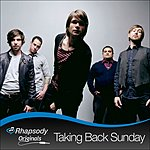 Taking Back Sunday Rhapsody Sessions EP (Live)